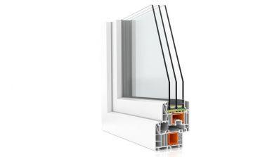 Okno PVC Avante SL 82