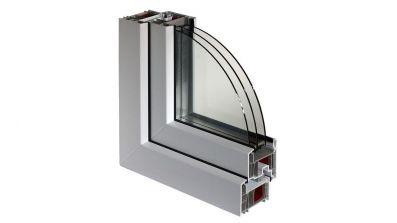 Okno PVC Bertrand BB-LINE