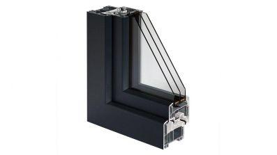 Okno PVC Bertrand KOMBISYSTEM PLUS