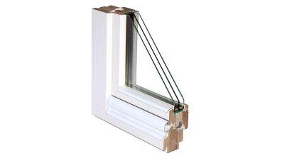 Okno drewniane Bertrand SOFTLINE w wersji Perfect