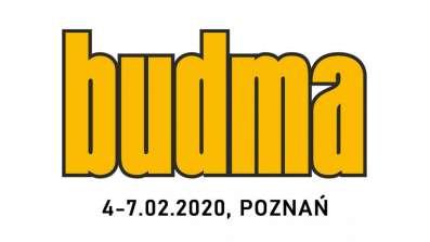 Targi Budma 4-7.02.2020, Poznań