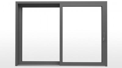 Tarasowe drzwi przesuwne HST Budvar T-Slide