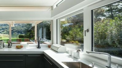 Okna aluminiowe Budvar Genesis