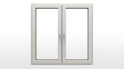 Okno PCV Budvar T-Passive Plus
