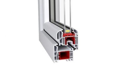 Chemo Plast Ideal 4000 Aluplast - okno PCV