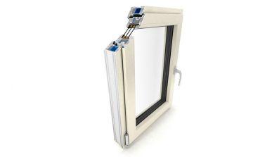 Okno PCV Dako DPQ-82 thermoSecure