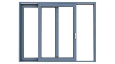 Drzwi unoszono-przesuwne HST Dako