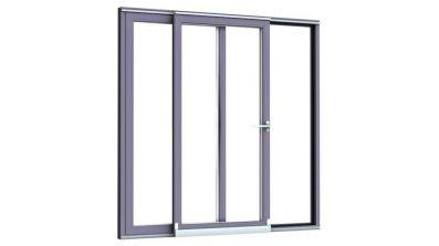 Drzwi odstawno-przesuwne PAS Dako