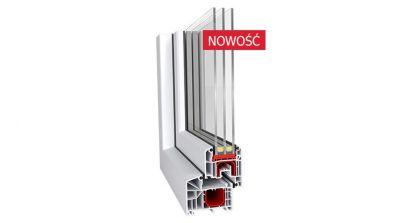 Dankar Aluplast Ideal 4000 NEW Classic okno PCV