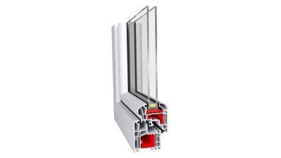 Dankar Aluplast Ideal 5000 okno PCV