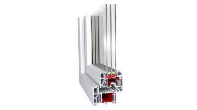 Dankar Aluplast Ideal 7000 NEW okno PCV