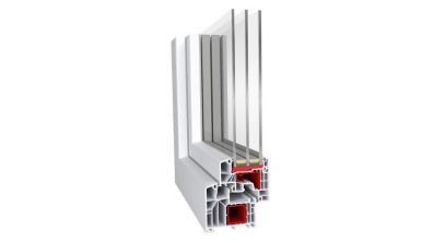 Dankar Aluplast Ideal 8000 okno PCV