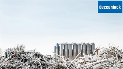 Deceuninck recykling PVC