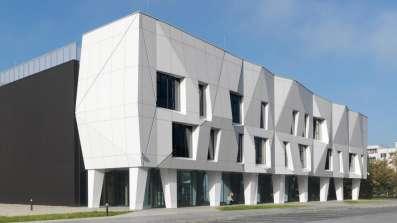 Dzielnicowe Centrum Kultury na Ursynowie - fot. D+H