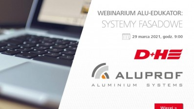 D+H Webinarium: Automatyka okienna w systemach fasadowych