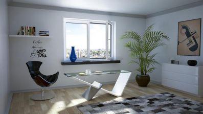 Okna drewniano-aluminiowe Drutex Duoline