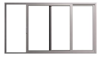 Aluminiowe drzwi unoszono-przesuwne Drutex MB-77 HS HI