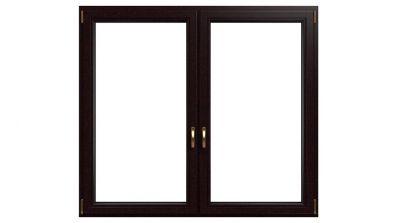 Okna drewniane Drutex Softline 78
