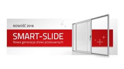 Tarasowe drzwi przesuwne Aluplast Smart-Slide