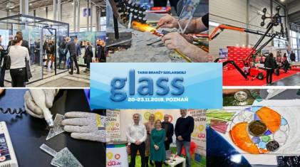 Dwie strony medalu targów Glass