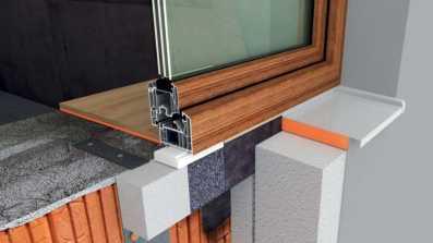 Autor: EJOT. System WIMOUNT - montaż okna w ociepleniu budynku.