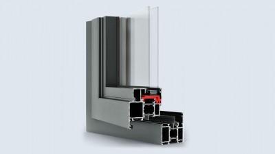 Aliplast Imperial okno aluminiowe Eko-Okna