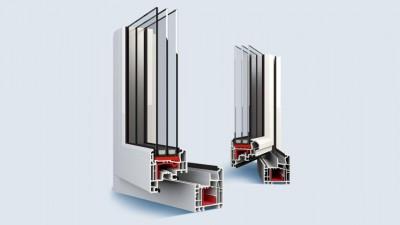 Aluplast Ideal 5000 okna PCV Eko-Okna