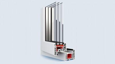 Aluplast Ideal 7000 NEW okna PCV Eko-Okna