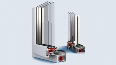 Aluplast Ideal 8000 okna PCV Eko-Okna