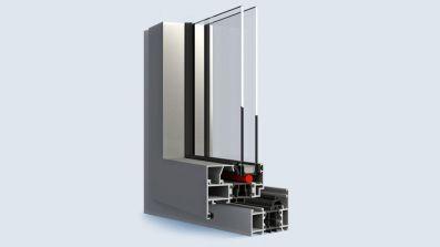 Aluprof MB-70 okno aluminiowe Eko-Okna