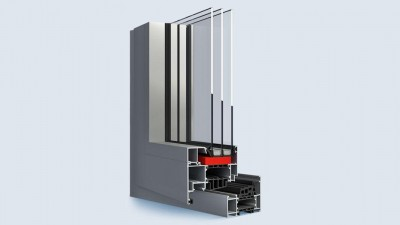 Aluprof MB-86 okno aluminiowe Eko-Okna