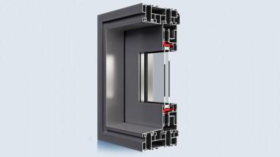 Tarasowe drzwi unoszono-przesuwne HST Ultraglide Eko-Okna