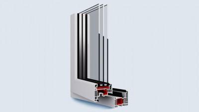 Gealan S 9000 okno PCV Eko-Okna