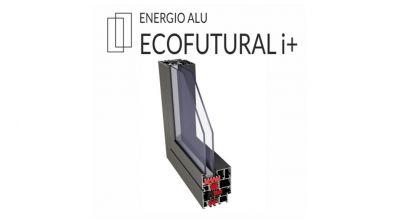 Elwiz Energio Alu Ecofutural i+ okno aluminiowe