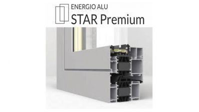 Elwiz Energio Alu Star Premium okno aluminiowe