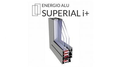 Elwiz Energio Alu Superial okno aluminiowe