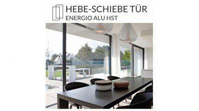 Elwiz Energio Alu Ultraglide aluminiowe drzwi przesuwne HST