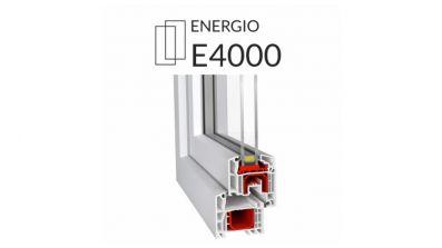 Elwiz Energio E4000 okno PCV