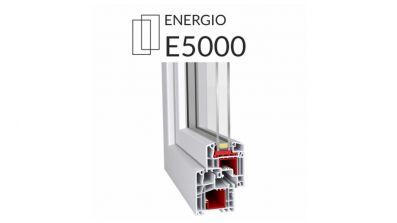 Elwiz Energio E5000 okno PCV