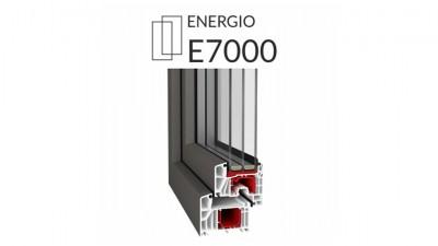 Elwiz Energio E7000 okno PCV