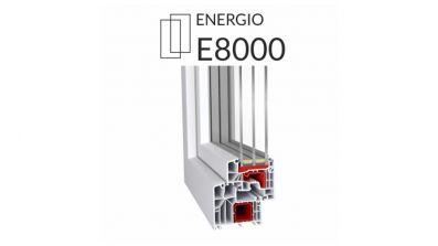 Elwiz Energio E8000 okno PCV
