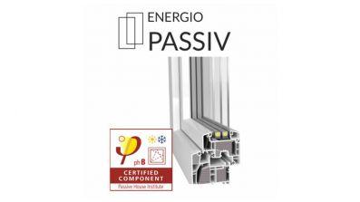 Elwiz Energio Passiv okno PCV