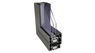 Empol Aliplast Star okno aluminiowe