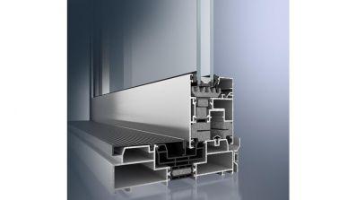 Empol Schüco ASS 70 HI aluminiowe drzwi tarasowe przesuwne HST