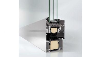 Empol Schüco AWS/ADS 75 SI+ okno aluminiowe
