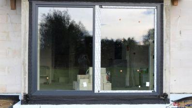EuroMat Montaż okien Schüco Living 82 Dom Grodzisk Mazowiecki