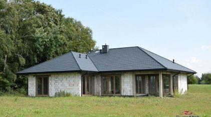 Montaż okien Trocal 76MD - Dom Błonie
