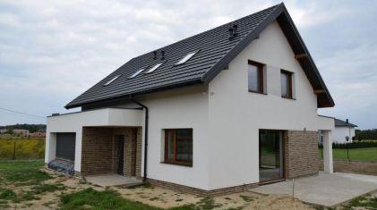 Montaż okien Trocal 76MD - Dom Nadarzyn
