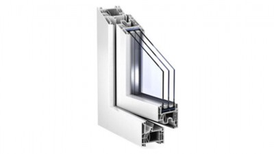 Expresokna Kömmerling 76 MD okno PCV