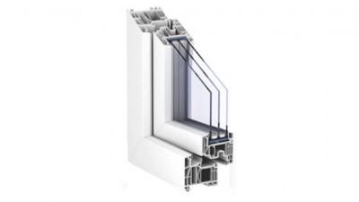 Expresokna Kömmerling 88 MD okno PCV